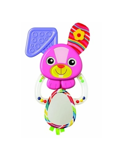 Tomy Lamaze Tavşan Bella Çıngırağı Tpl27620 Renkli